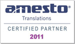Amesto Certified Partner
